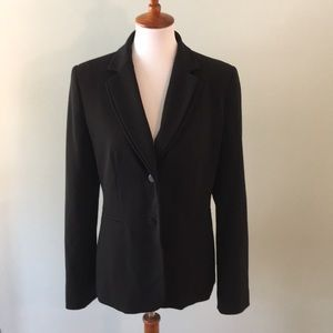 Black Size 10 Ellen Tracy Blazer Jacket